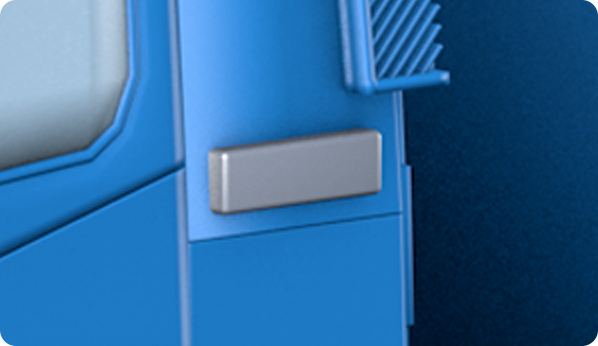 RFIDタグ(車両用)