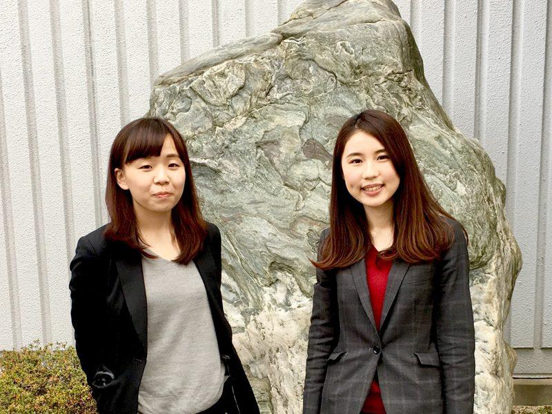 MC機器営業課・岡田×MC機器営業課・高岡